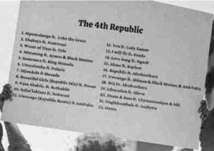 The 4th Republic Album Tracklist Revealed by Prince Kaybee