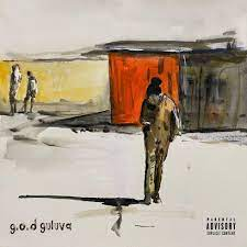 Album cover lelease of Kwesta g.o.d Guluva Album And Tracklist