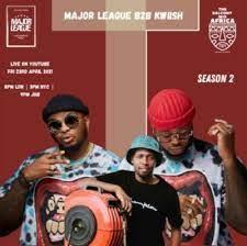 Download Mp3 : Major League & Kwiish SA – Amapiano Live Balcony Mix Africa B2B (S2 EP14) Mp3 Download