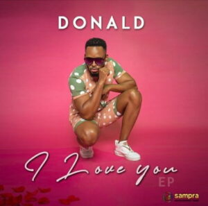 Download Album : Donald – I Love You EP download