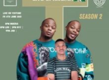 Download Mp3 : Major League & LuuDadeejay – Amapiano Live Balcony Mix Africa B2B (S2 EP17) mp3 Download