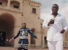 DOWNLOAD Mp4: Master KG – Shine Your Light Video ft. David Guetta & Akon mp4 video