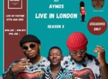 DOWNLOAD Mp3: Major League & Aymos – Amapiano Live Balcony Mix B2B (S3 EP7) mp3 download