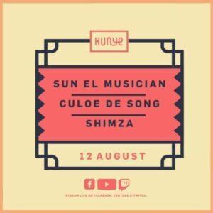 DOWNLOAD Mp3: Culoe De Song – Kunye Live Mix (12 August 2021) mp3 download